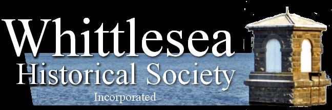 Whittlesea Historical Society